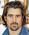 Colin Farrell - Long Straight Hairstyle